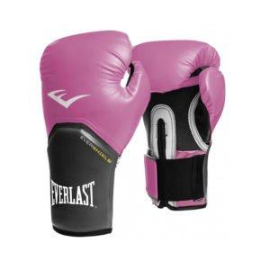 Γάντια προπόνησης Everlast Elite pro style Pink
