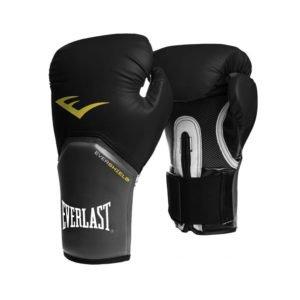 Γάντια προπόνησης Everlast Elite pro style Black