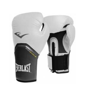 Γάντια προπόνησης Everlast Elite pro style White