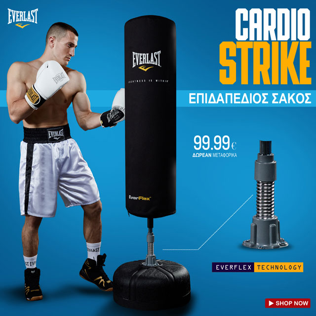 cardio strike everlast