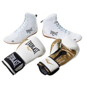 Σετ πυγμαχίας Everlast Παπούτσια – Γάντια προπόνησης