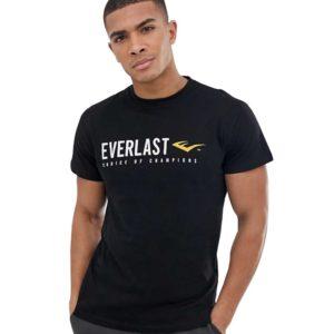 T-shirt Everlast Choice Black