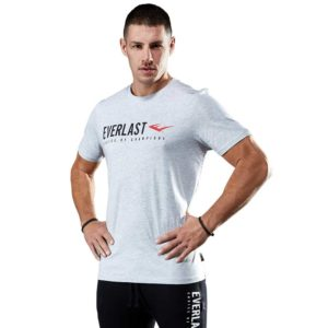 T-shirt Everlast Choice Grey