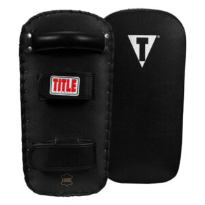PAO Title Classic Pro-Style Leather Thai Pads 2.0 Ζευγάρι