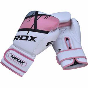 Γάντια προπόνησης RDX F7 Ego Pink
