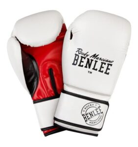 "Γάντια Πυγμαχίας Benlee Boxing Gloves ""Carlos"" White"