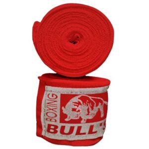 Μπαντάζ ζευγάρι Bulls 4m Red