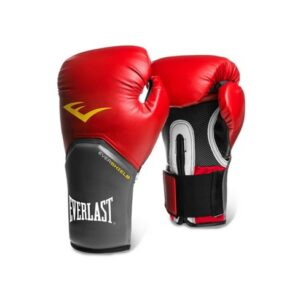 Everlast Pro Style Elite Glove Red