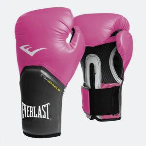Everlast Pro Style Elite Glove Pink